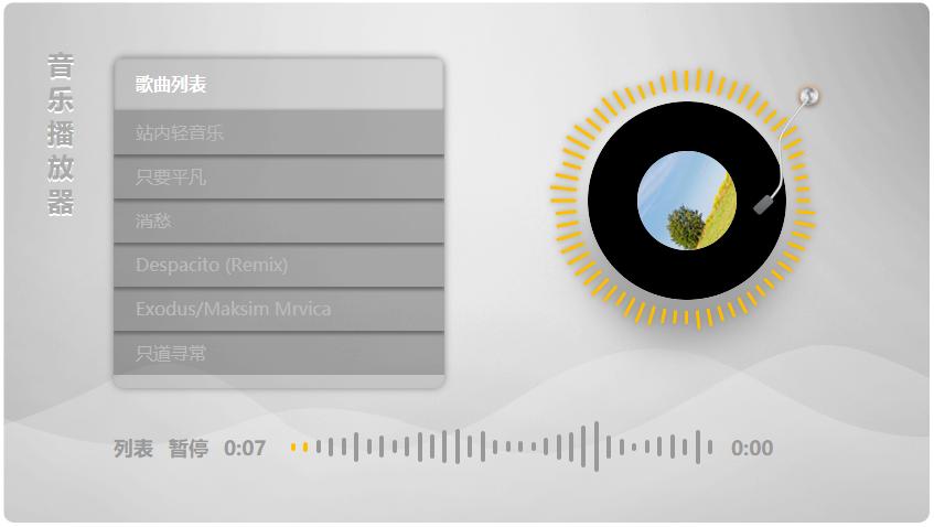 音乐可视化-Web Audio Api接口,AudioContext对象